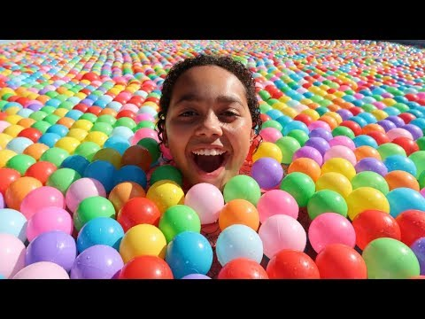 BALL PIT IN
