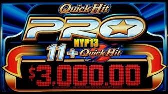 Bally - Quick Hit Pro Slot Bonus