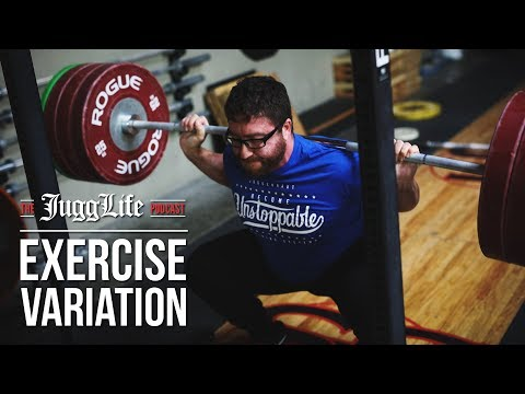 The JuggLife | Strategic Exercise Variation