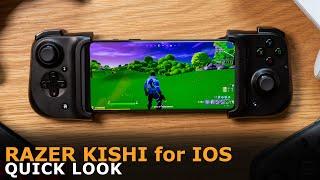 Razer Kishi | Quick Look | 4K