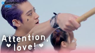 "Gambar cover Attention, Love! - EP1 | Joanne Tseng Beats Up ""Kpop"" Guy [Eng Sub]"