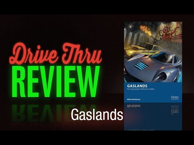 Gaslands Review