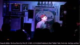 Donna the Buffalo Entire Show - Green Parrot  Key West, Fl.  1-3-2013