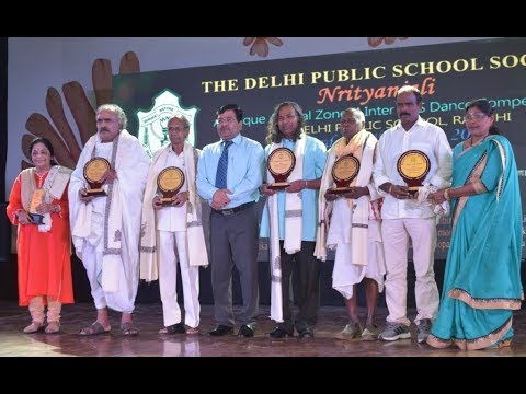 DPS Ruby Park, Kolkata students clinch 3rd place in NRITYANJALI 2017 (GYV)