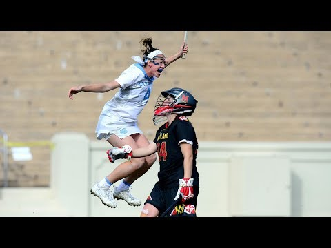 UNC Women's Lacrosse: Carolina Downs Top-Ranked Maryland in OT