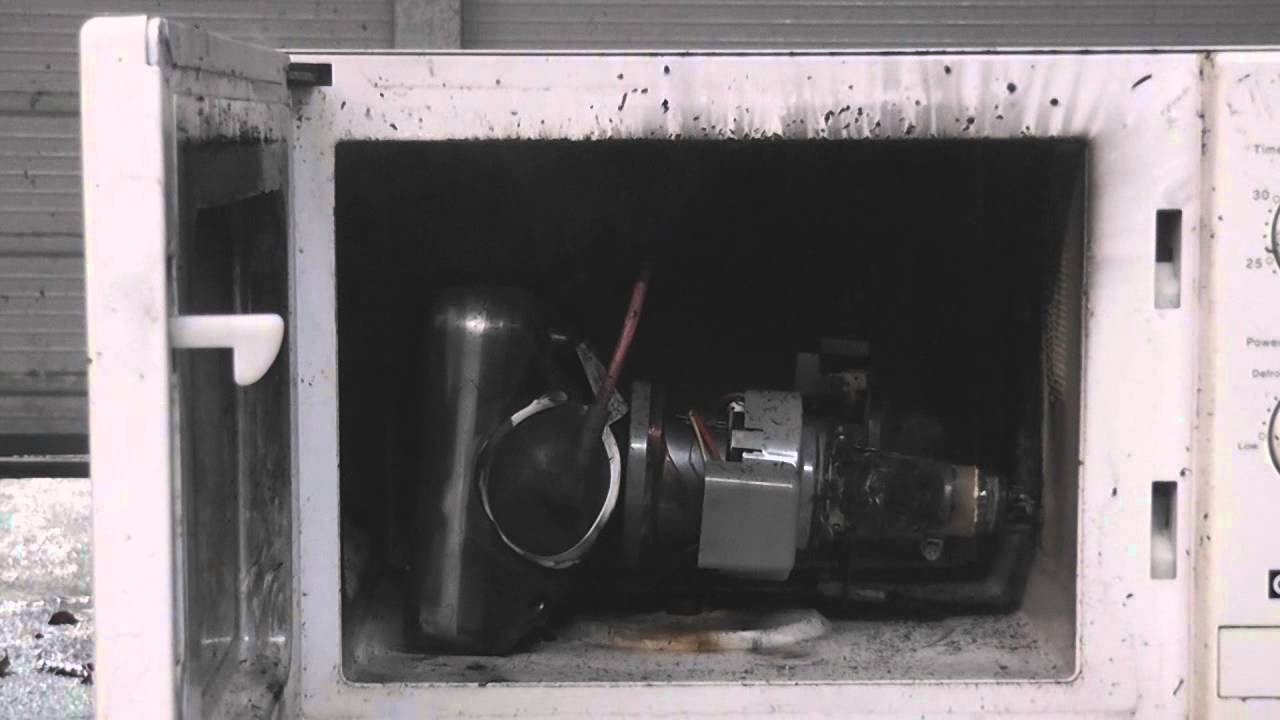 Rear Projection Tv Dissassembly And Analyses
