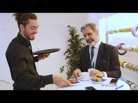 Catering, Hospitality in Exhibitions all over the WORLD Official Trailer