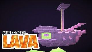 Wir battlen durch das ENDE! - Minecraft LAVA #19