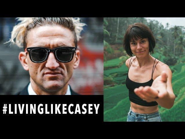 LIVING LIKE CASEY NEISTAT CHALLENGE: 7 Days and Zero Sleep