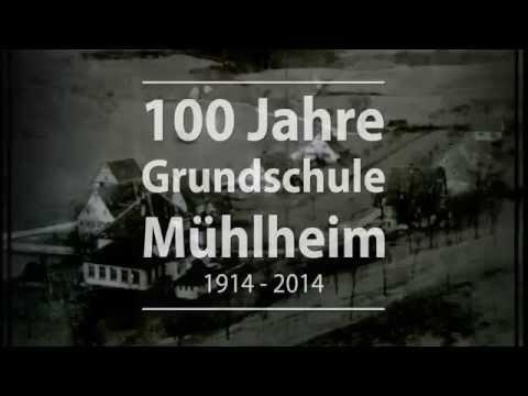 100 Jahre Grundschule Mühlheim