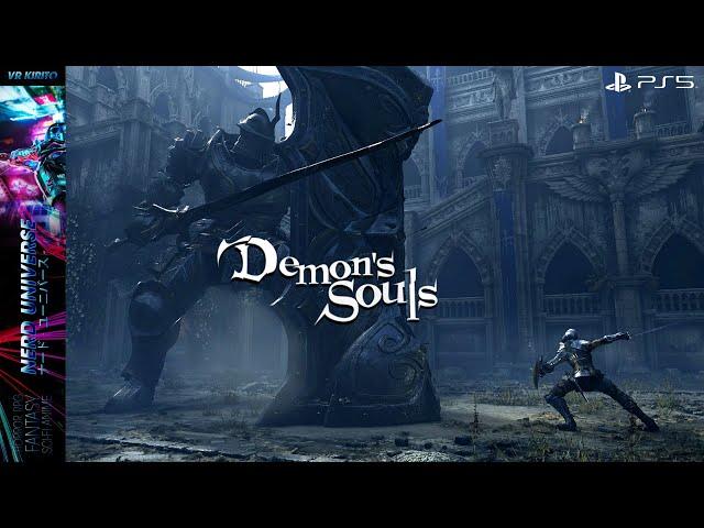 Demons Souls #2 Ritterliche Brüderlichkeit | Gameplay ☬ PS5 [Deutsch]