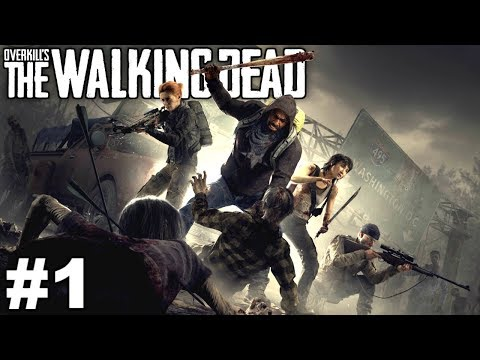 The Waking Dead Is Here! - The First Shot (Part 1) - Overkill's The Walking Dead thumbnail