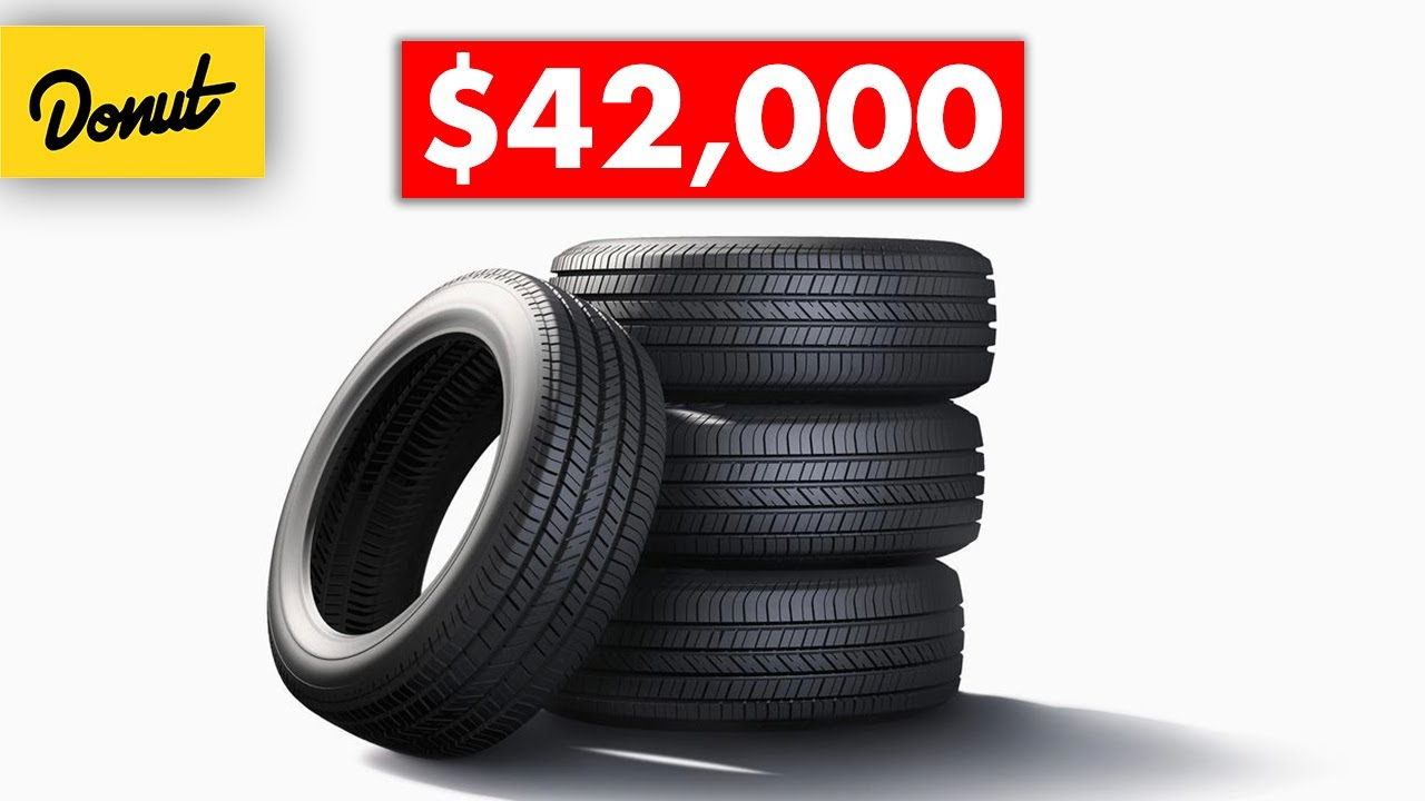 These Tires Cost $42,000