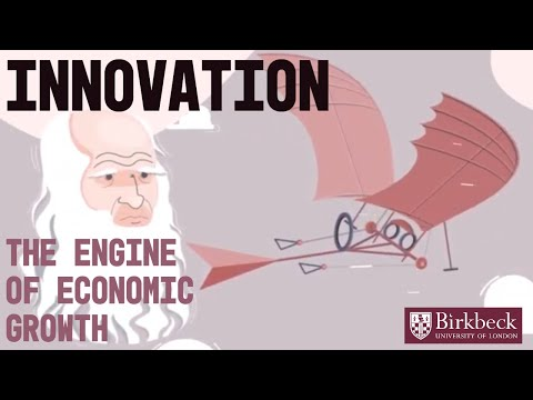 Innovation - The Engine of Economic Growth | #BBKBusiness