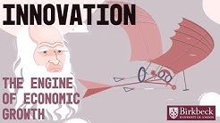 Innovation - The Engine of Economic Growth   #BBKBusiness