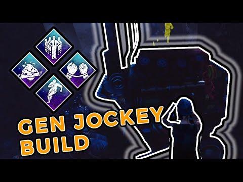 Operation Generator: The Ultimate Gen Jockey Build - Dead by Daylight