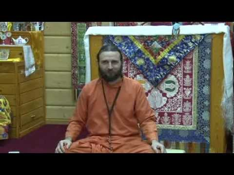 Yogi Matsyendranath - Satsang in Latvia, 2012 Feb, Part 1, English subtitles