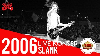 Slank - Terserah Kamu (Live Konser Palembang 28 Juni 2006)