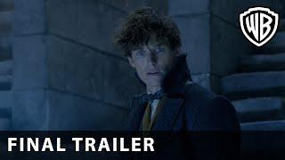Fantastic Beasts: The Crimes of Grindelwald - Final Trailer - Warner Bros. UK