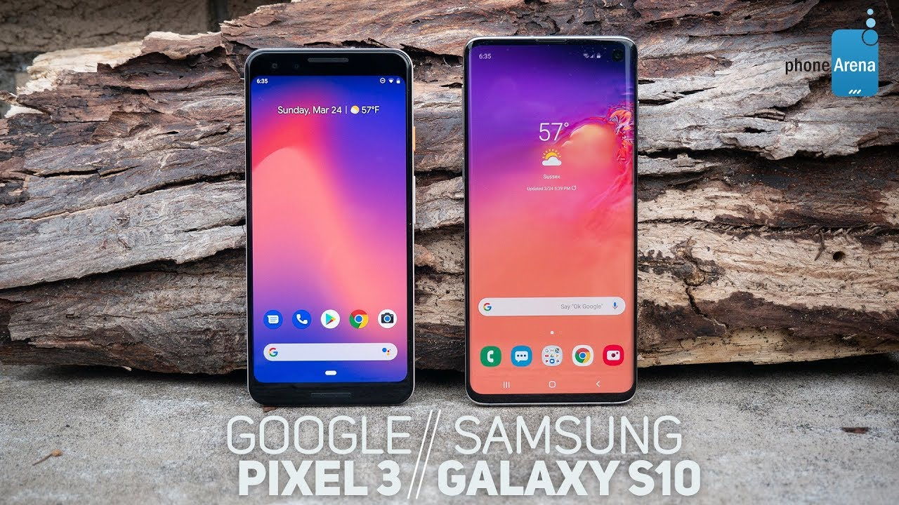 Samsung Galaxy S10 vs Google Pixel 3 - PhoneArena