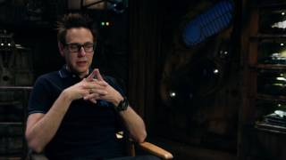 Guardians Of The Galaxy Vol. 2: Director James Gunn Behind The Scenes Movie Interview