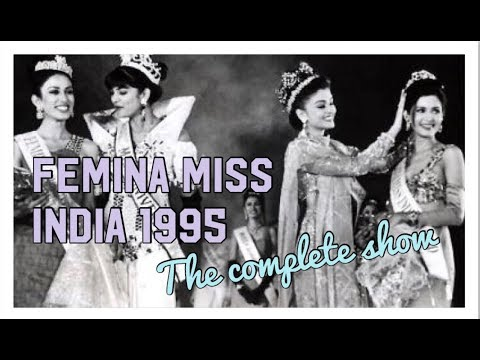 Femina Miss India 1995 - The Complete Show
