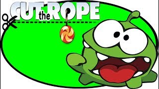 NA WER HAT HUNGER?!   CUT THE ROPE [001] Lets play   deutsch   german