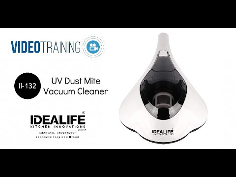 idealife-uv-dust-mite-vacuum-cleaner-(il-132)-product-training-video