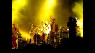 Nightwork - Čekám na signál (live Open Air Festival 2012)