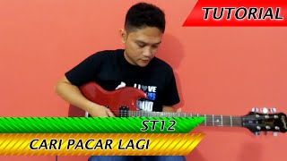 ST 12 CARI PACAR LAGI Belajar Gitar Melodi Interlude