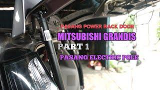 Power Back Door Mitsubishi Grandis