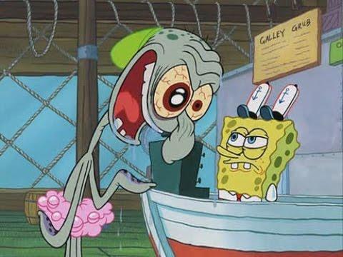 astronaut spongebob squids day off - photo #46