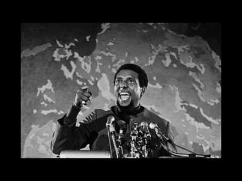 Stokely Carmichael At UC Berkeley - Black Power