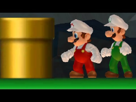 New Super Mario Bros. Wii: Koopa Country - 2 Player Co-Op - #01
