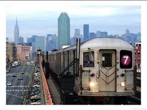 New York City Subway Train Car Nyc Trains Mta