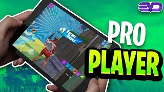 FAST MOBILE BUILDER ON IPAD | Solo Queues NAW | 700+ Wins | Fortnite Mobile Gameplay + Tips
