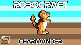 Robocraft Garage #2 - Charmander #004
