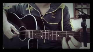 Mashup: hạnh phúc thoáng qua - chờ ngày mưa tan - như phút ban đầu - guitar cover by Neiht