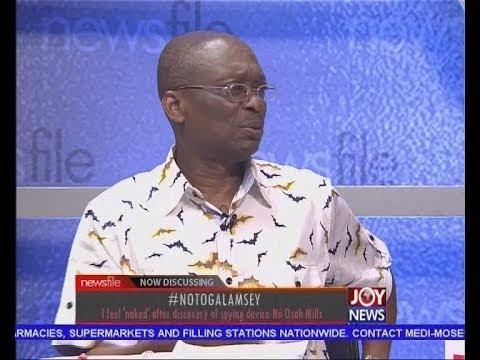 #NOTOGALAMSEY - Newsfile on JoyNews (15-7-17)