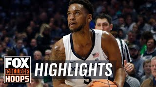 Xavier vs East Tennessee State | Highlights | FOX COLLEGE HOOPS