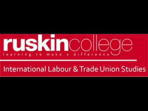 MA ILTUS at Ruskin College, Oxford: Overview of May 2015 Workshop