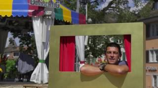 Service Public 2.0: Roman Kilchsperger erzählt einen Witz