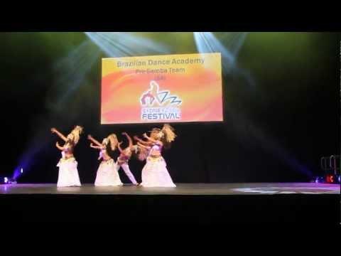 Brazilian Dance Academy Pro Samba Team - Sydney Latin Festival 2013