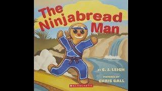 El Ninjabread Man por C. J. Leigh Leer en voz alta