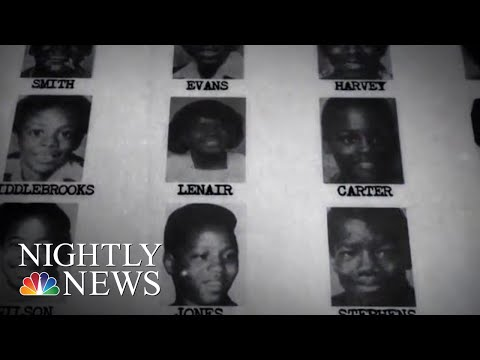 Officials Announce New Investigation Into Atlanta's Infamous Child Murders | NBC Nightly News