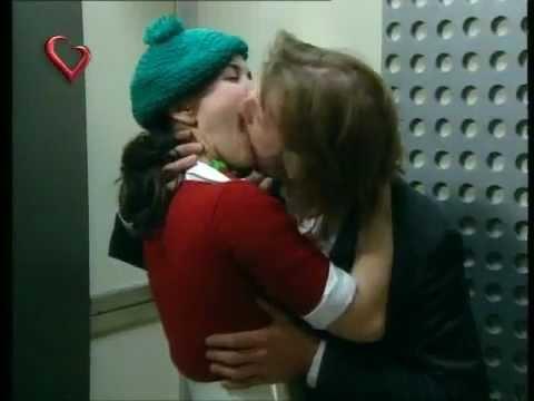 Natalia Oreiro, Sos Mi Vida Cap. 155, Besos Y Mordiscos