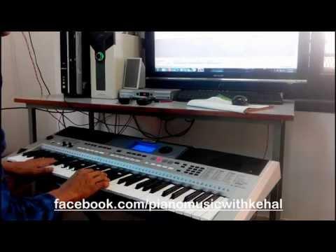O Hansini Meri Hansini Kahan Ud Chali Instrumental Piano Cover