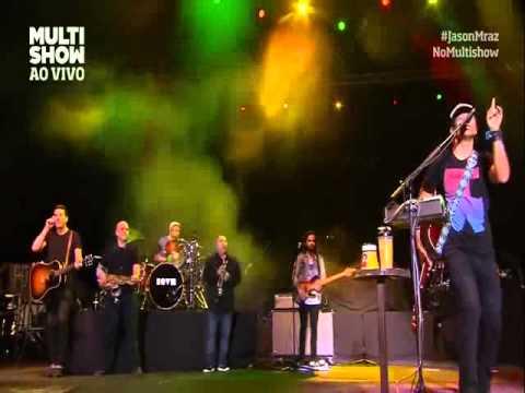Jason Mraz - I'm Yours & Three Little Birds (Live)