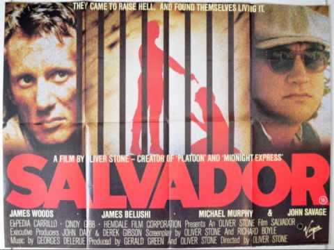 Salvador Soundtrack - Georges Delerue - Ending Theme
