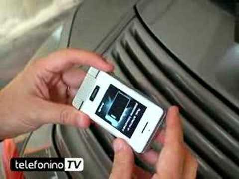 Porsche Design Cellular Phone videoreview da telefonino.net